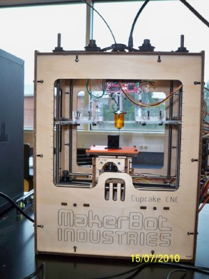 The Hurst Lab Makerbot